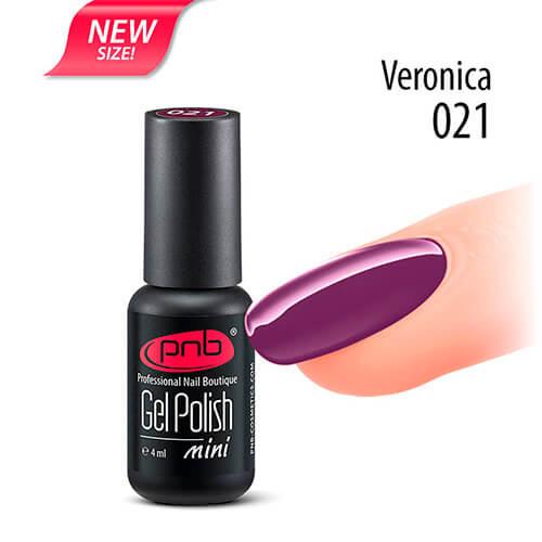 Гель-лак PNB 021 Veronica