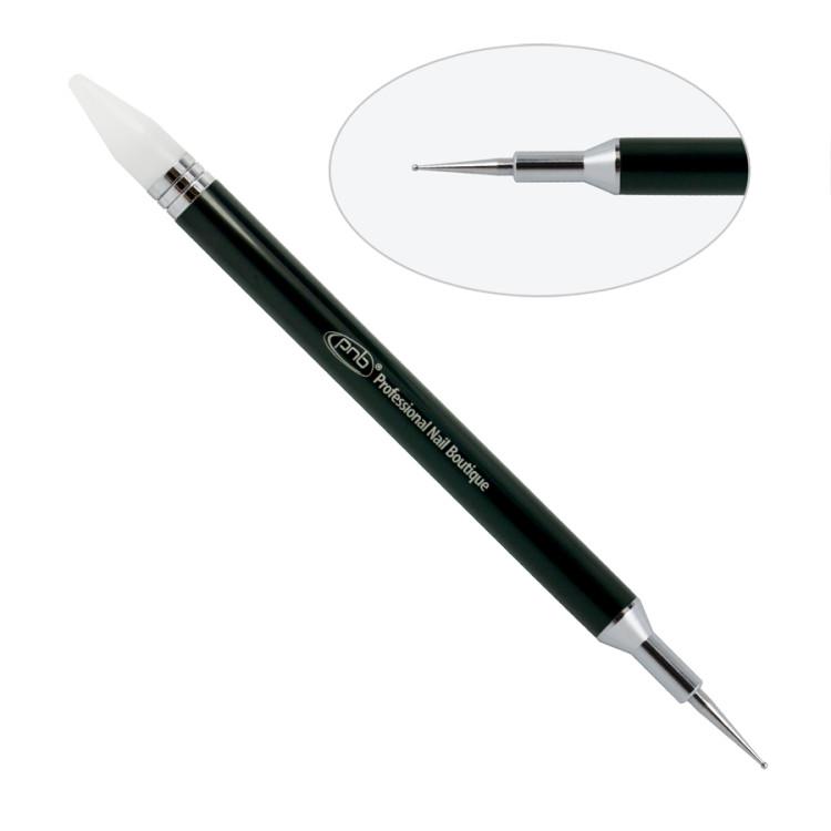 Двусторонний дотс / карандаш для страз 2 в 1 PNB