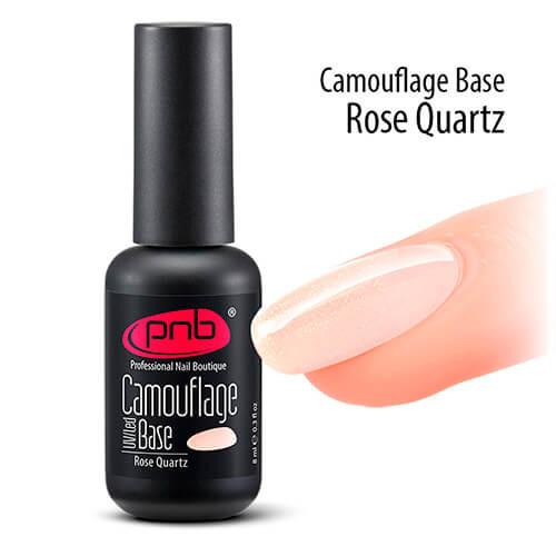 UV/LED Camouflage Base PNB, Rose quartz