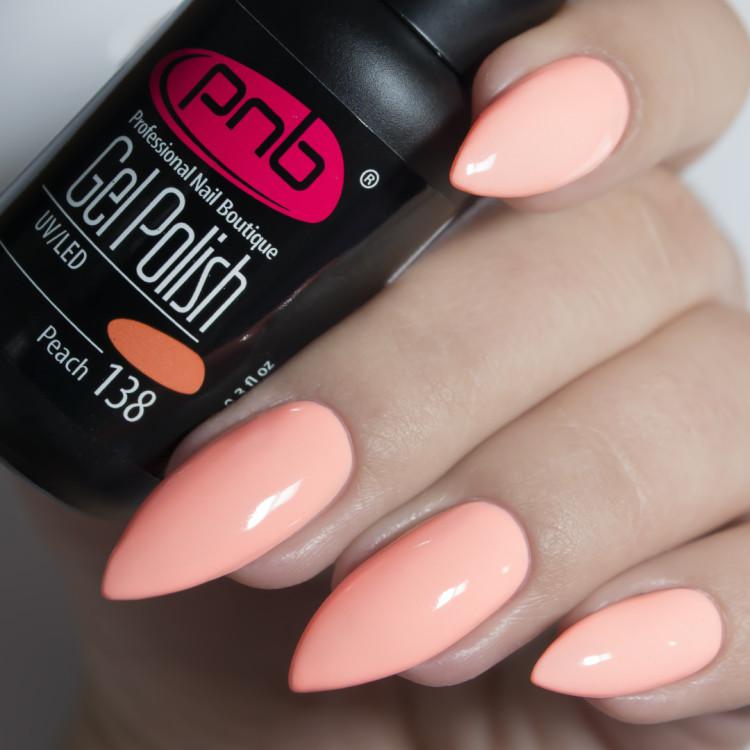 Гель-лак PNB 138 Peach