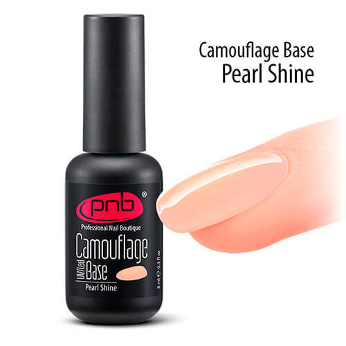 UV/LED Camouflage Base PNB, Pearl shine