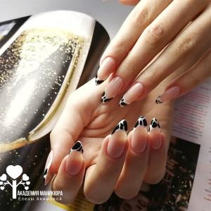 Базовый курс Моделирование ногтей