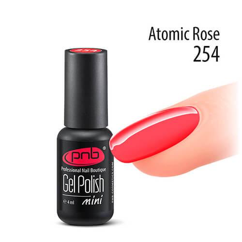 Гель-лак PNB 254 Atomic Rose