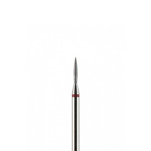 """Фреза алмазная """"Пламя"""", 1,2 мм, мелкий абразив"""