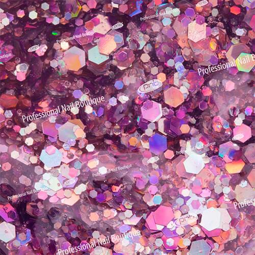 UV/LED Galaxy Gel 01 Pink