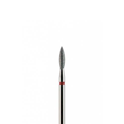 """Фреза алмазная """"Пламя"""", 2,3 мм, мелкий абразив"""