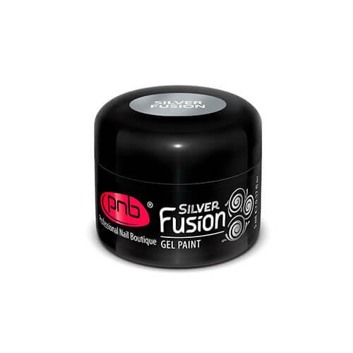 Гель краска Silver Fusion PNB