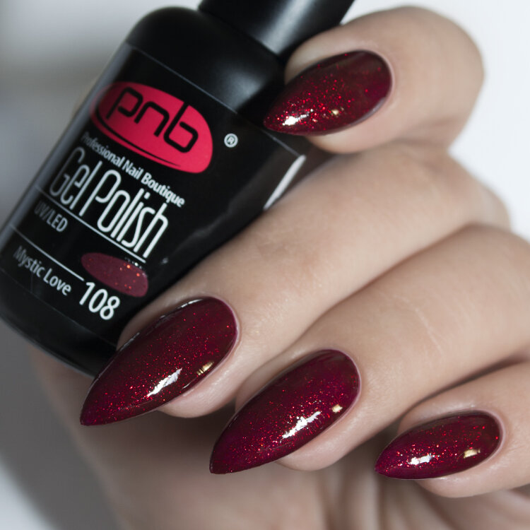 "Гель-лак PNB 108 ""Mystic Love""/ Gel Polish PNB"
