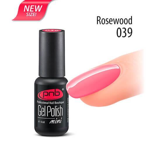 Гель-лак PNB 039 Rosewood