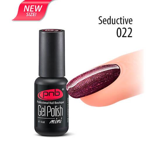 Гель-лак PNB 022 Seductive