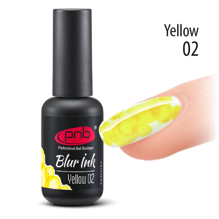 Blur Ink PNB 02 Yellow